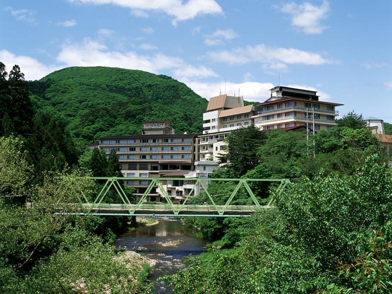 Yunomori Hotel Shidotaira - iwate - Ryokan Experience